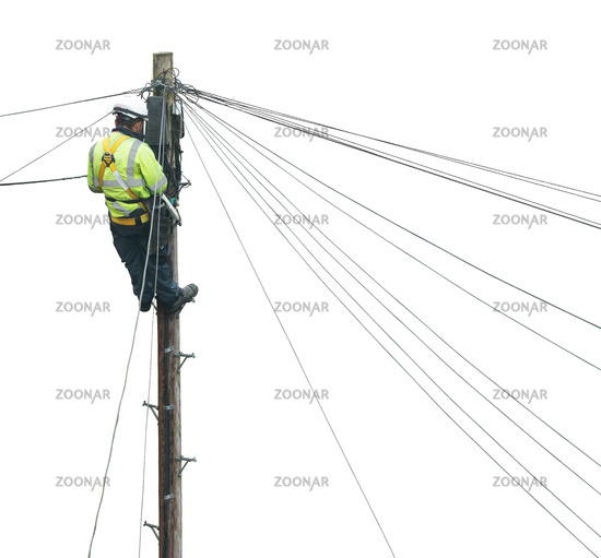 Isolated Telephone  Engineer