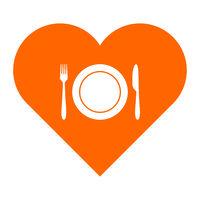 Besteck und Herz - Cutlery and heart