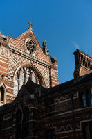 Keble College, Parks road, Oxford University, England