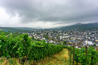 View on Bad Neuenahr Ahrweiler in Germany