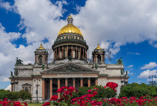 Saint Isaac's Cathedral - St. Petersburg Russia