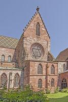Basler Münster,  Schweiz
