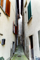 Small way between houses in Italy - Venice