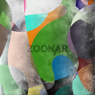 form farbe verlauf kontrast quadrat textur