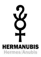Astrology: HERMANUBIS (Hermes+Anubis)