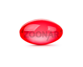 Capsule of vitamin E