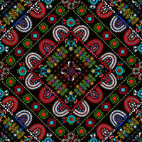 Hungarian embroidery pattern 41