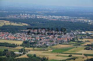 Dreieich-Offenthal und Dietzenbach