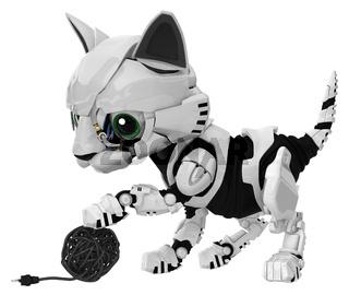 Robotic Kitten, Wire Ball