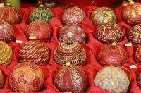 Handicraft christmas baubles for sale