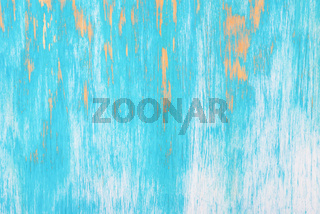 Wooden Texture Background in Turquiose