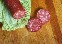 Csabai Hungarian sausage