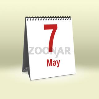 May 7th   7.Mai