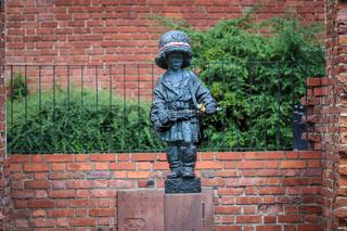 Little soldier monument