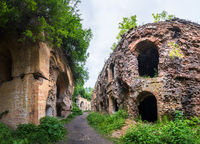 Tarakan Fort (other names - Dubno Fort, New Dubna Fortress), Ukraine