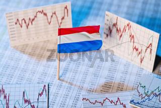 Entwicklung der Wirtschaft in den Niederlanden