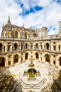 Convents of Christ Tomar, Lisbon Portugal