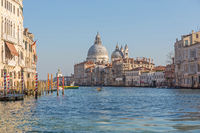 Empty Grand Canal