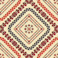 Romanian traditional pattern 125