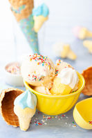 Funfetti ice cream