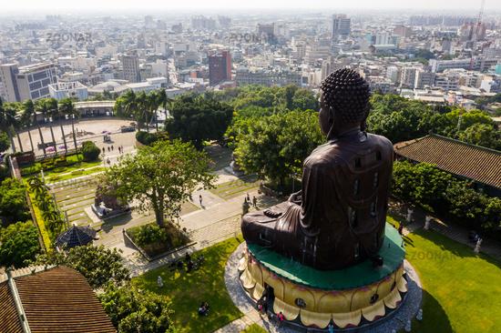 Changhua Great Buddha Statue of Bagua Mountain