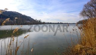 Altarm der Donau bei Greifenstein
