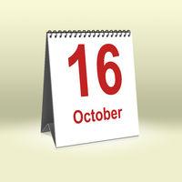October 16th | 16.Oktober