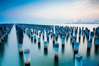 Princes Pier in Port Melbourne Australia