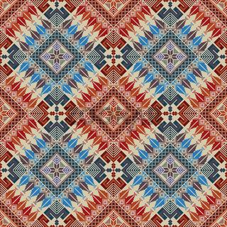 Palestinian embroidery pattern 304