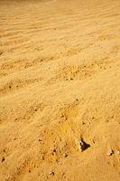 desert sand texture background at Pinnacles Western Australia
