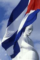 CUBA HAVANA JOSE MARTY PLAZA REVOLUCION