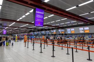 Flughafen London Luton Airport LTN Terminal