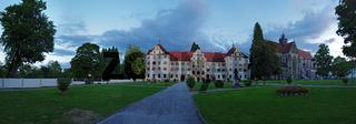 'Schloss Salem' - Klosteranlage mit 'Salemer Münster'