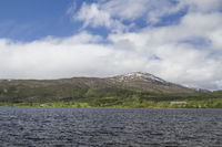 Oyevatnet - idyllic lake in North Trondelag