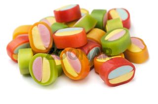 Gummy candies
