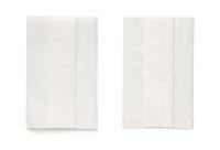 Adhesive Bandage Plaster Isolated On White Background