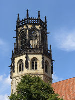 Münster - St Ludger's Church, crossing tower, Germany