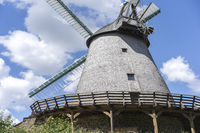 Lindemann's Windmill in Exter, 12.7.2020