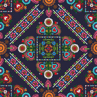 Hungarian embroidery pattern 49