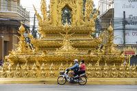 THAILAND CHIANG RAI CLOCK TOWER