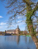 Tueschenbroich Castle,Wegberg,Germany