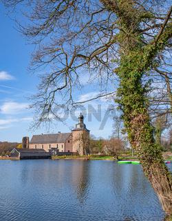 Schloss Tueschenbroich,Wegberg,NRW,Deutschland
