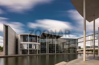 Paul-Löbe-Haus, Deutscher Bundestag Berlin