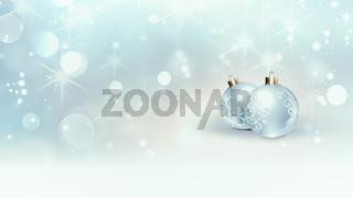 bright festive winter background