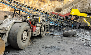 Coal Mining and processing Plant Equipment