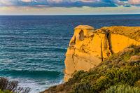 The Pacific coast near Melbourne