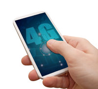 4G Mobile Internet in Smartphone