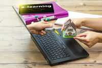 Interaction between teacher and student in online learning in the field of construction