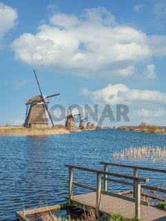 idyllische Niederlande