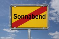 Sonnabend | Sonnabend (Saturday)